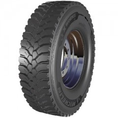 MICHELIN 13/80 R22.5 X WORKS HD D 156K